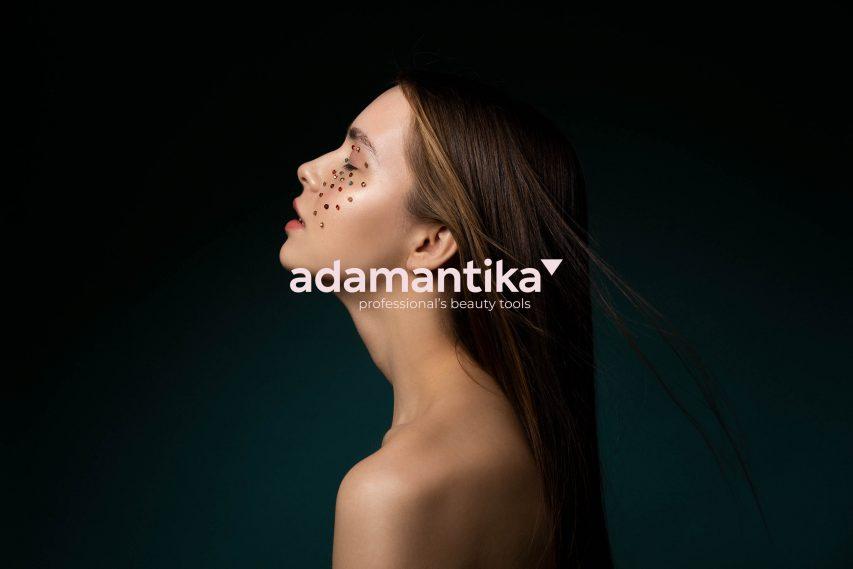 Adamantika rebranding concept